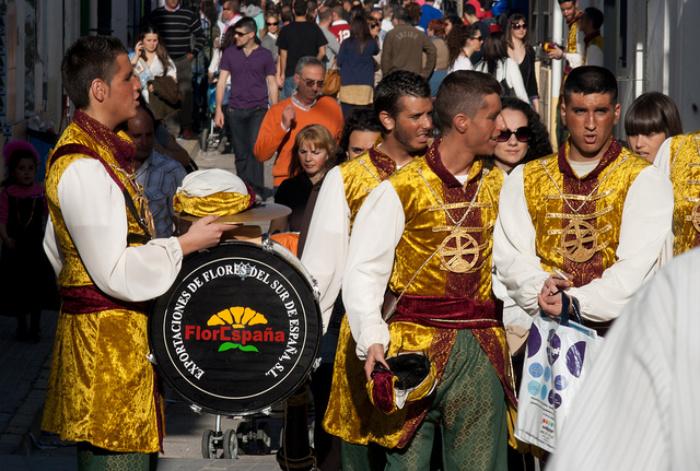 La fritá en el carnaval de Chipiona